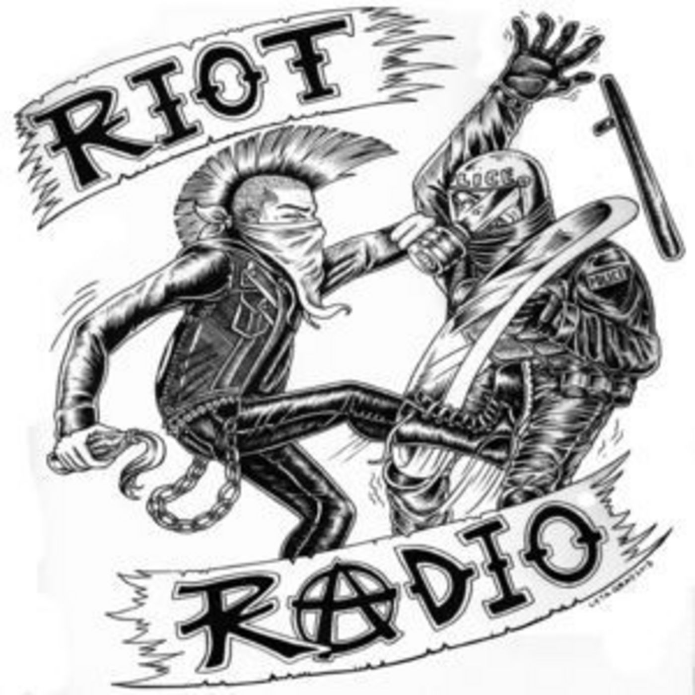 <![CDATA[Riot Radio]]>
